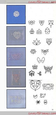 Ideas for cake decorating piping templates Piping Templates, Royal Icing Templates, Royal Icing Transfers, Cake Templates, Royal Icing Piping, Cake Piping, Icing Frosting, Royal Icing Decorations, Chocolate Decorations