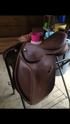 Wintec Close Contact Saddle. My new saddle!!! These are great and affordable!
