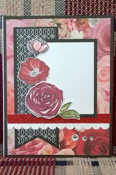 CTMH La Vie En Rose, card