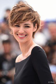 Louise Bourgoin ha stupito tutti col suo taglio corto al Festival di Cannes…