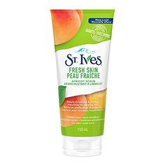 Désincrustant à l'Abricot Peau Fraîche St. Ives 150ml - Circulaire en ligne St Ives Products, Apricot Scrub, Walnut Shell, Green Clay, Exfoliating Scrub, Facial Scrubs, Clay Masks, Hair Care, Alcohol