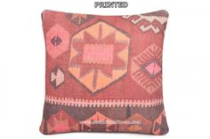 Kilim Pillow Case Victorian Outdoor