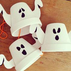 BOO! love these ghosts by  craftylumberjacks  regram  halloween  SweetPaul   SweetPaulFall 8e11b5ae19637