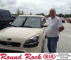 https://flic.kr/p/yS5CwY | #HappyAnniversary to Edward and your 2013 #Kia #Soul from Bobby Nestler at Round Rock Kia! | www.deliverymaxx.com/DealerReviews.aspx?DealerCode=K449
