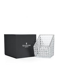 Waterford Fleurology Jeff Leatham Kylie Cantilever Vase available to buy at Harrods. Shop crystal online & earn reward points. Luxury shopping with free returns on UK orders.