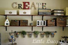 Little Lucy Lu: Craft Room Mega Post!