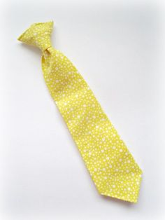 how to make a neck tie