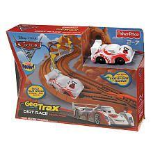 Geo Trax Disney Pixar Cars 2 Track Pack - Dirt Race