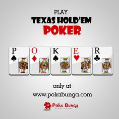 Playing Texas Holdem Poker has always been exciting & thrilling Only at PokaBunga.com. Register today to enjoy 100% Welcome Bonus & experience world class gaming. Ek Game ho Jaye!!