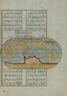 Piri Reis'in Haritaları (Galeri)   Tarihi Keşfet ! Tarih Dergisi
