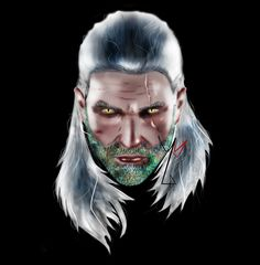 Geralt of Rivia - Witcher