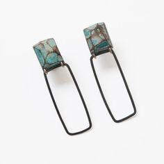 Earrings - Cristina Zani | Art Jewellery