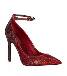 Valentino Rouge Absolute Sig 100 Diamanté Pump available to buy at Harrods. Shop Valentino shoes online & earn reward points. Free Returns on UK orders.
