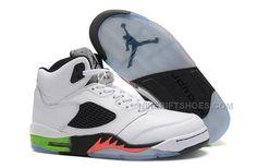 "brand new 09ad9 94796 2015 Air Jordan 5 Retro ""Gradient"" Space Jam Infrared 23 Light Poison Green  For Sale, Price   93.00 - Nike Rift Shoes"