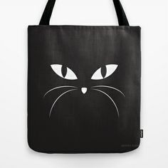 #CAT #Tote #Bag by Andreu Sierro - $22.00