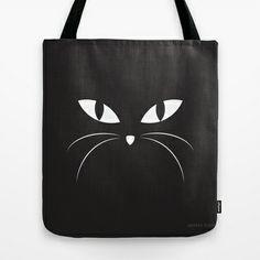 #CAT #Tote #Bag by Andreu Sierro - $22.00