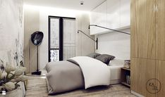 Sypialnia - aranżacje, pomysły, inspiracje