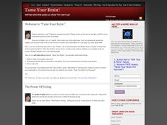 Tame Your Brain! - http://www.vnulab.be/lab-review/tame-your-brain-2