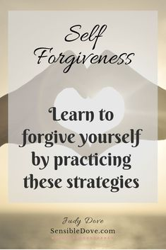 Self forgiveness and self love matter. If you struggle with self forgiveness, read this for tips on what you can do to overcome and forgive yourself. Self Love Books, Self Love Quotes, Self Development Books, Personal Development, Self Esteem Articles, Positive Self Talk, Self Love Affirmations, Self Motivation, How To Stay Healthy