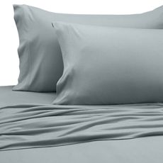 Bed Bath And Beyond Jersey Sheets Beauteous Pure Beech® Sateen Sheet Set 300 Thread Count Sheets  Queen Inspiration