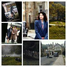 Outlander series- 2nd week of filming.