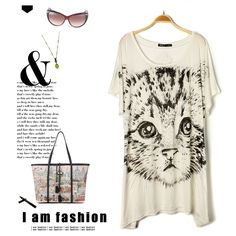 2014 woman fashion high quality plus size 100% cotton t-shirt women's clothing set girl summer casual loose tee
