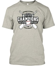 8ab4721e676d New Lothrop State Baseball Championships Commemorative tee! If you recently  one a sports championship title