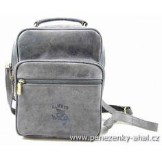 Praktická pánská kožená brašna pro nošení přes rameno nebo v ruce Leather Backpack, Fashion Backpack, Backpacks, Bags, Handbags, Leather Backpacks, Backpack, Backpacker, Bag