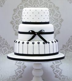 Thornton Cake Company produces stunning bespoke wedding cakes in Blackpool. We only create wedding cakes, trust the experts to deliver your dream wedding. Retro Wedding Theme, Wedding Themes, Wedding Cakes, Wedding Ideas, Butterfly Wedding Cake, Black White Cakes, Black And White Wedding Theme, Pearl Cake, Candy Cakes