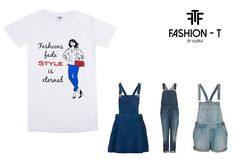 Camisetas #cool #FashionTByMaria para combinar tus #outfits #casualchic www.stylesempiter... #tshirts #fashion #madeinspain #trendy #fashionista #trends #summer #verano #vacaciones # holidays #denim