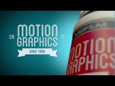 ▶ Motion Graphics showreel - YouTube