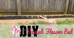 For all you gardeners out there here's a great DIY project for raised garden beds! http://www.makingthemostblog.com/diy-raised-garden-bed/?utm_content=bufferf9620&utm_medium=social&utm_source=pinterest.com&utm_campaign=buffer