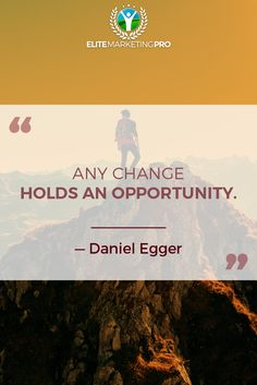 Open your eyes to see the #opportunity