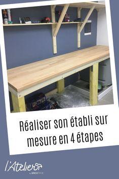 Make your custom workbench in 4 steps