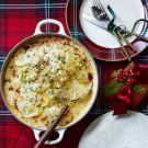 Try the Truffle Potato Gratin Recipe on williams-sonoma.com/