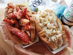 lobster roll - nyc