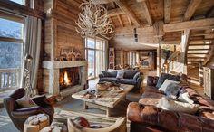 Die besten Châlets im Winter - Google Search