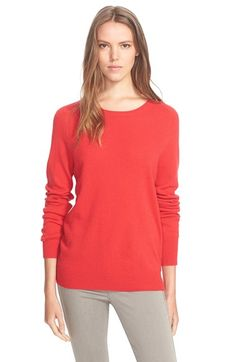 Equipment 'Sloane' Crewneck Cashmere Sweater $268.00