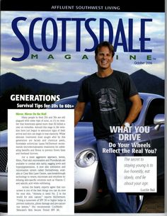 DermaSweep is in Scottsdale magazine!