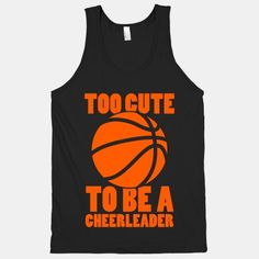 Too Cute To Be a Cheerleader (Basketball) | HUMAN