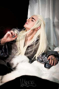 Thranduil - King of Woodland Realm (truegender) by TheRoiz.deviantart.com on @deviantART