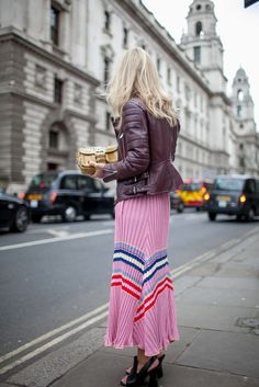 They Are Wearing: London Fashion Week Fall 2015 - Slideshow