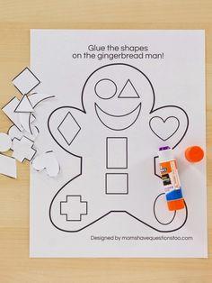 Psicopedagogia Salvador: Imprima diversas atividades que trabalham formas geométricas