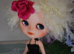 Lay Away DEPOSIT Custom Blythe Doll OOAK Maebella by EmmyBlythe, $100.00