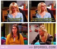 Best Burn On The Big Bang Theory…