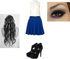 """Untitled #9"" by calliegrant on Polyvore"