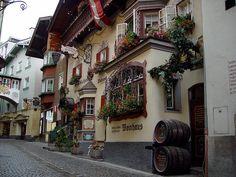 Kufstein, Tyrol, Austria