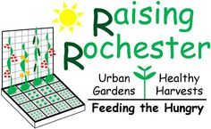 The Funky Frog, Children's Resale Boutique joined the local urban garden spearheaded by Kidz Kare. Raising Rochester has placed raised organic vegetable gardens on our patio and we hope to produce healthy food for the local food pantry, farmer's market and local children.