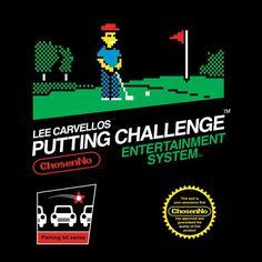 """You Have Chosen No"" by Gordon Brebner Designs is $10 today at ShirtPunch.com (08/14). #tshirt #TheSimpsons #BartSimpson #PuttingChallenge #LeeCarvallos #Bonestorm"