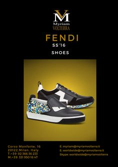 Casual chic FENDI SS'16 collection exclusively at Myriam Volterra - The Italian Buying Office for Fashion & Luxury Contact us to know our latest and best discounts according to your specific requirements and quantities!